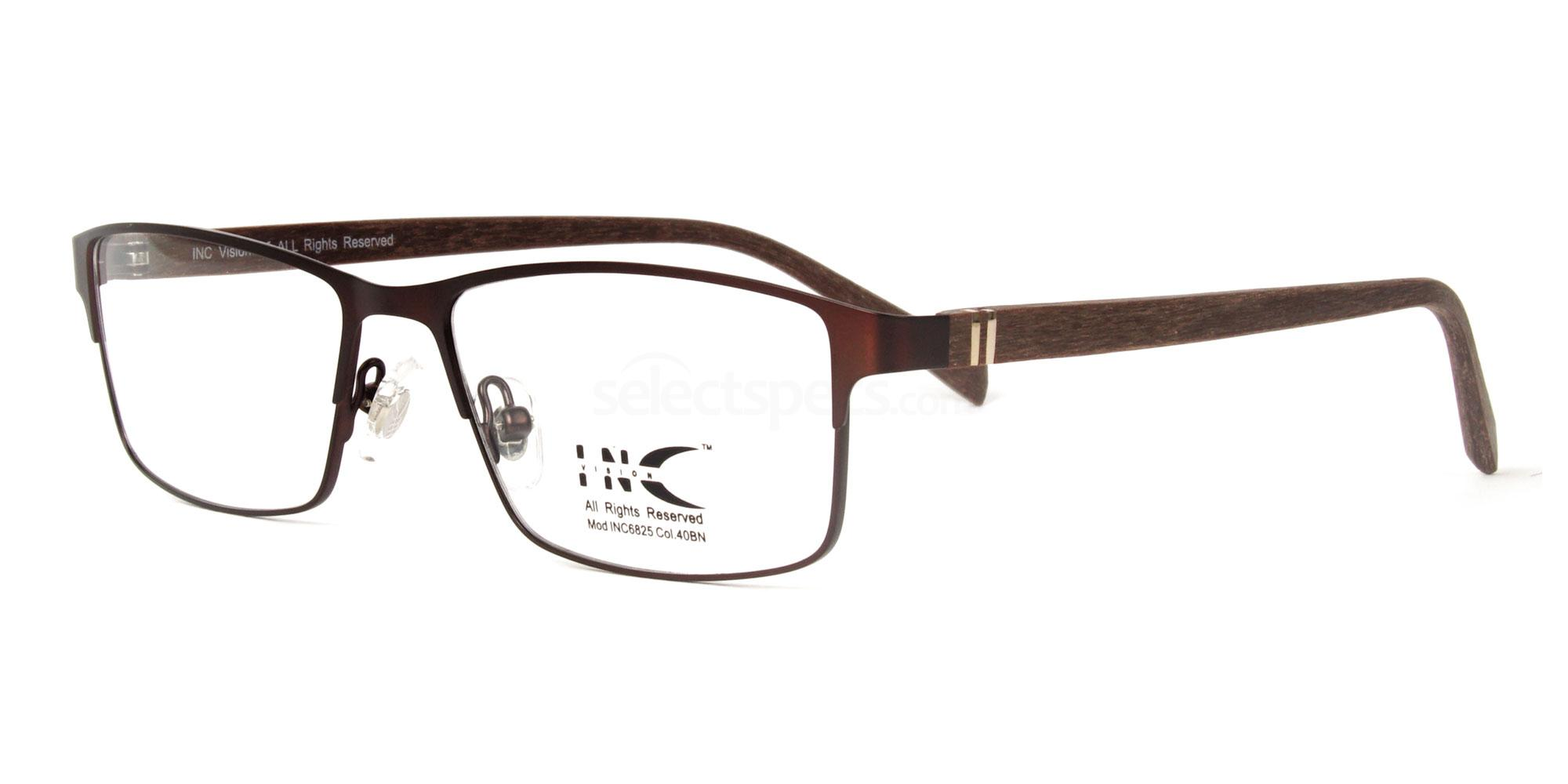 40BN INC6825 Glasses, INC Vision