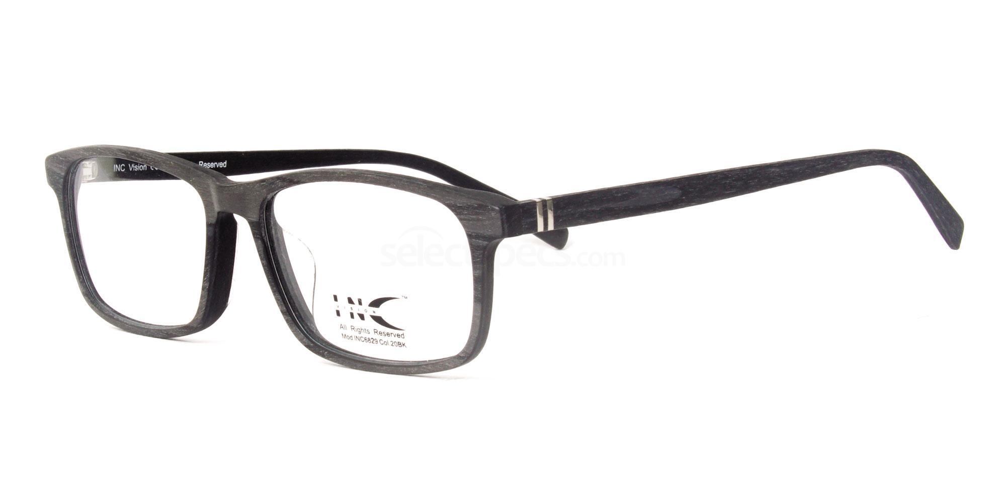 20BK INC6829 Glasses, INC Vision