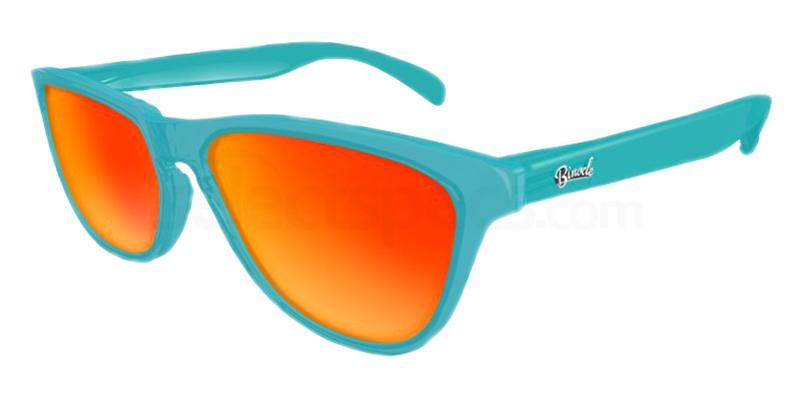 001020602 BO ORIGINAL PC (Blue Canard face) Sunglasses, Binocle