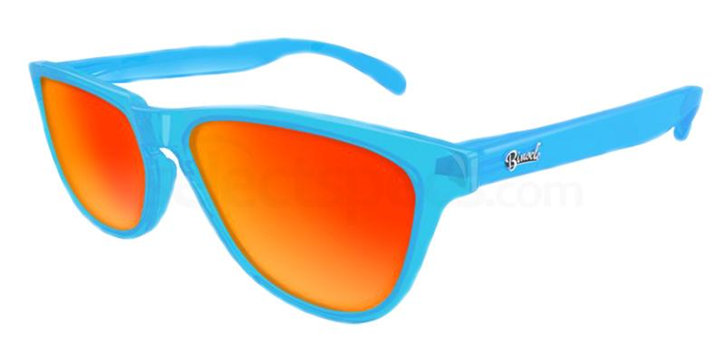001030603 BO ORIGINAL PC (Light Blue face) Sunglasses, Binocle
