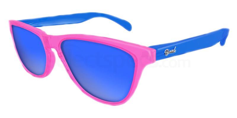 001100104 BO ORIGINAL PC (Pink face) Sunglasses, Binocle
