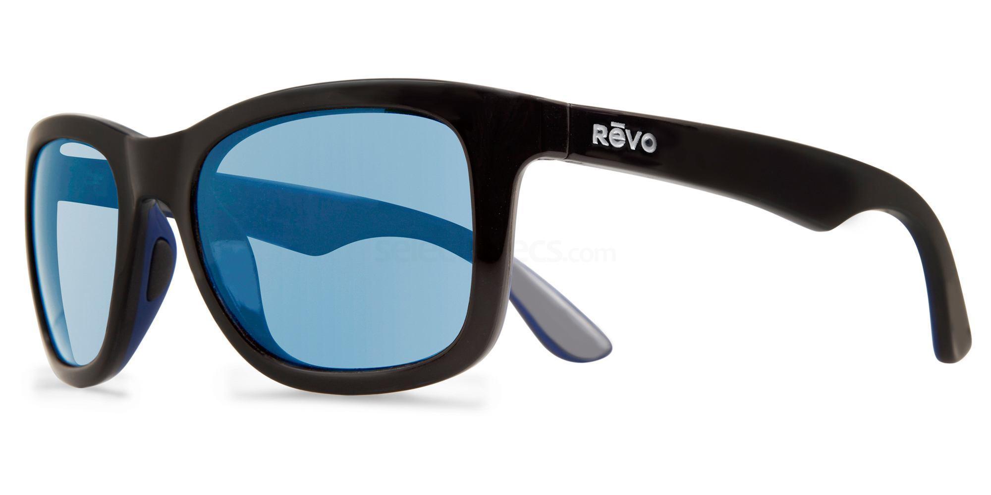 01BL Huddie - 351000 Sunglasses, Revo