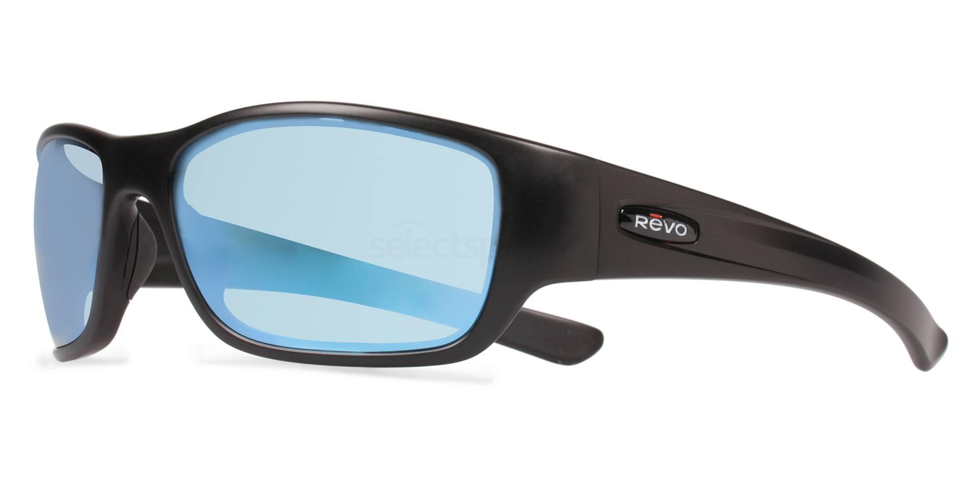 01BL Heading - 354058 Sunglasses, Revo
