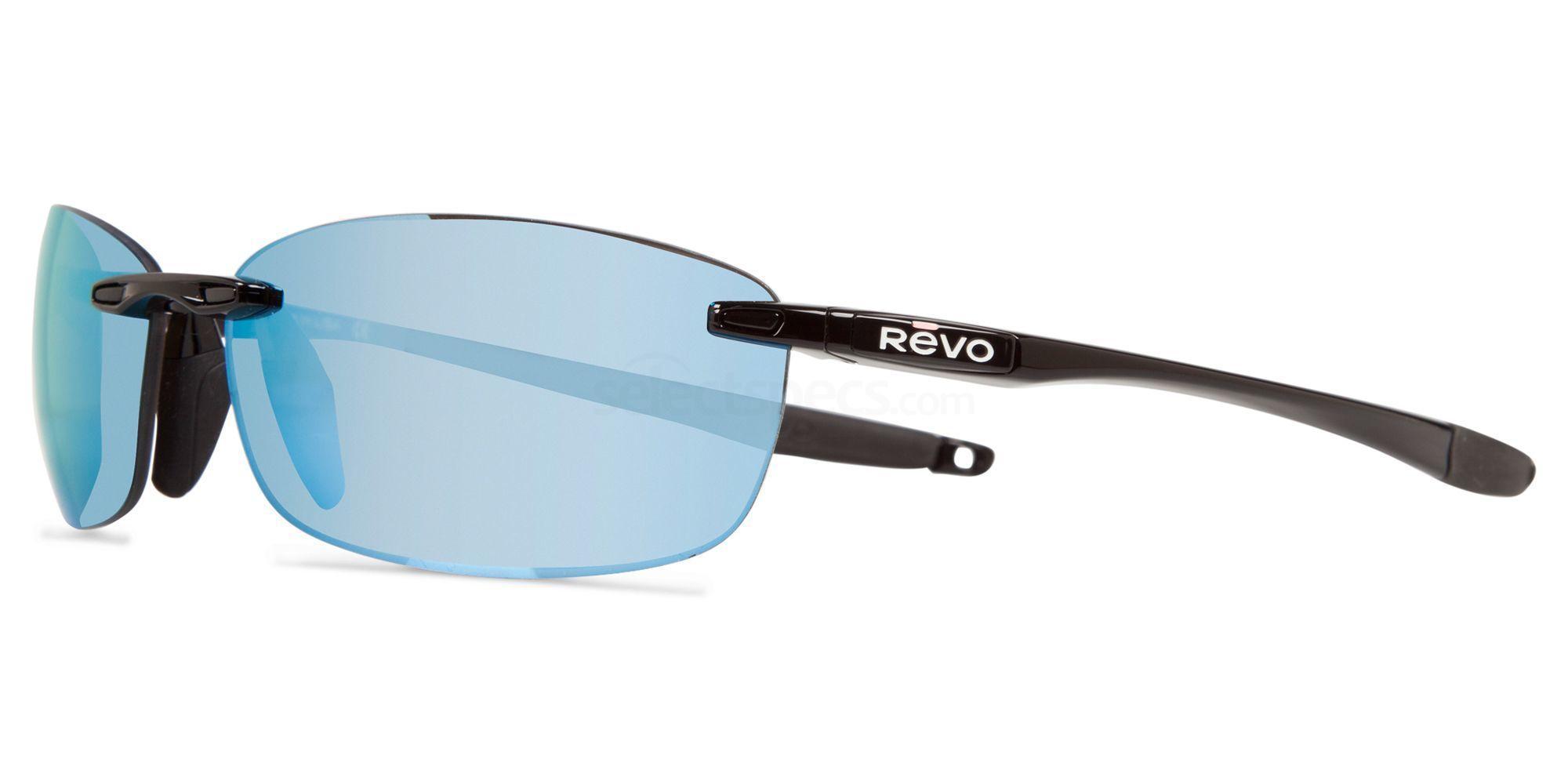 01BL Descend E - 354060 Sunglasses, Revo