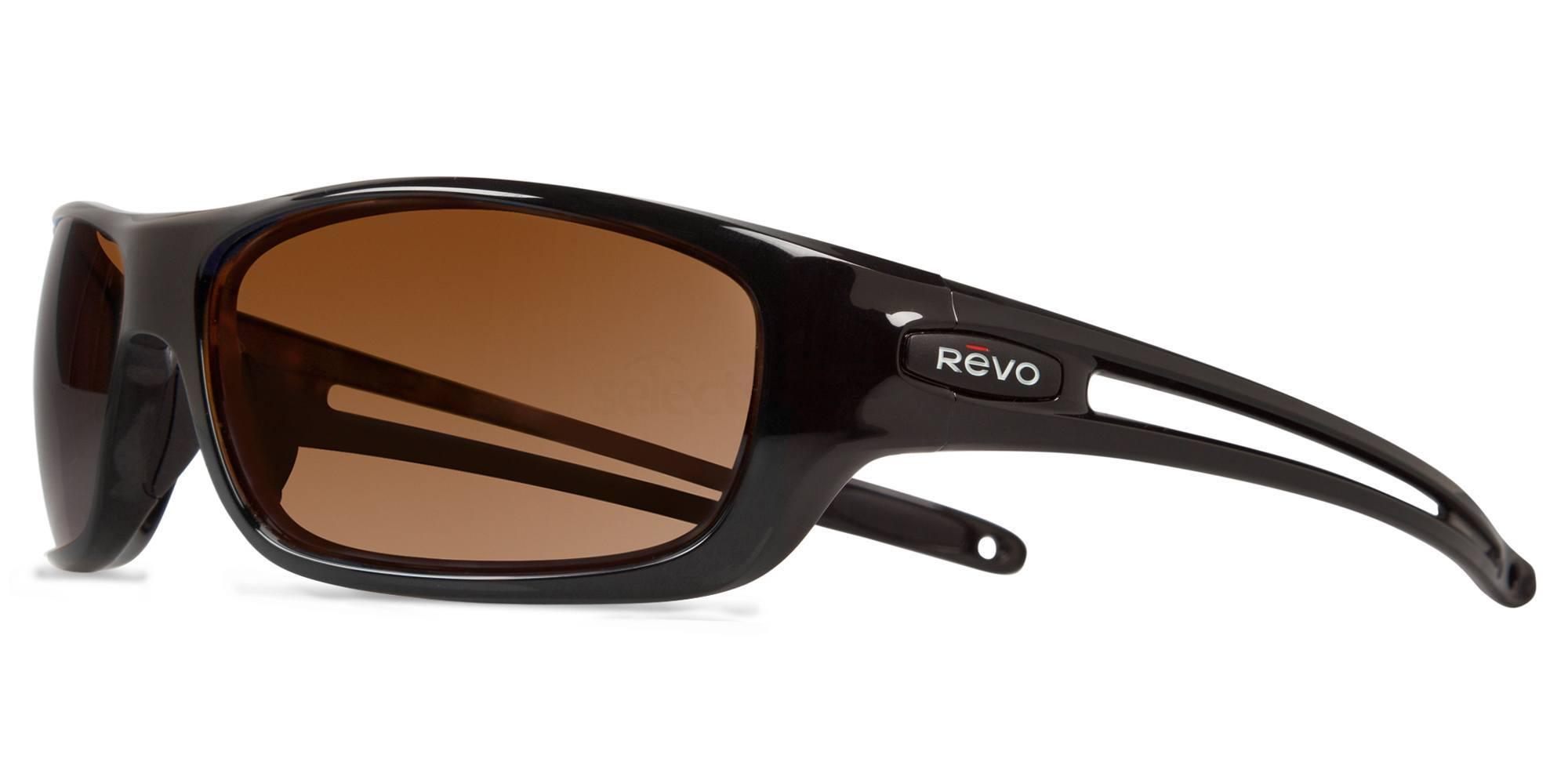 01BR Guide S - 354070 Sunglasses, Revo