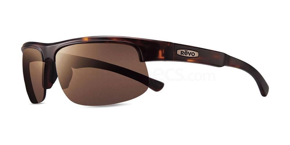 02BR Cusp C - 351024 Sunglasses, Revo