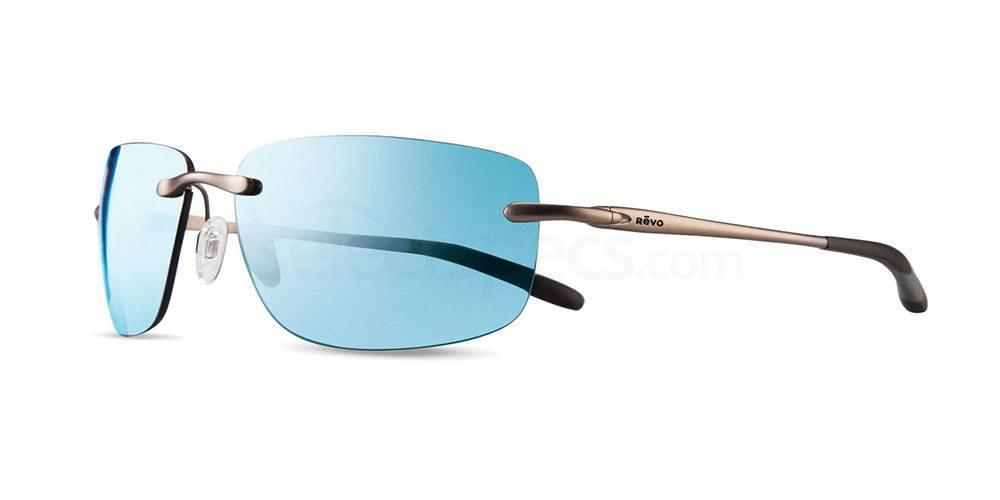 00BL Outlander - 351029 Sunglasses, Revo