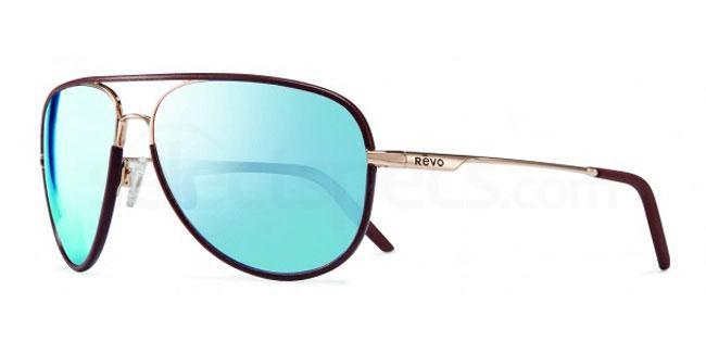 04GBL Carlisle - 351030 Sunglasses, Revo