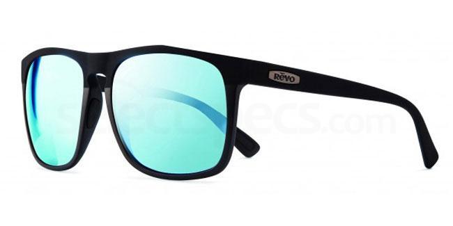 01BL Ryker - 351035 Sunglasses, Revo