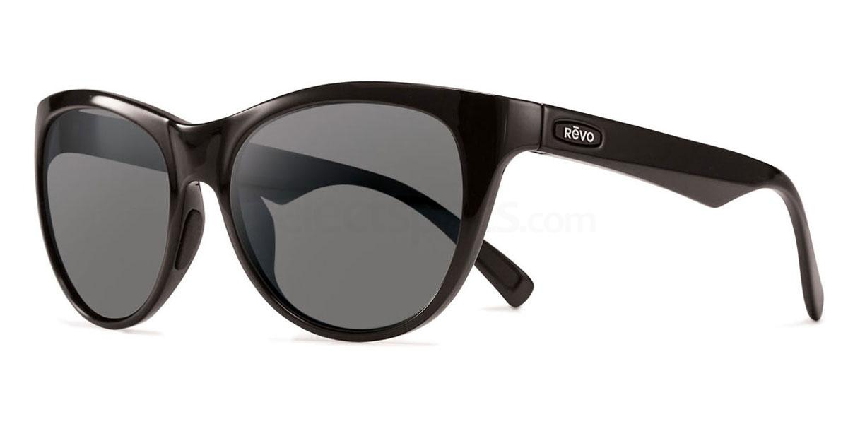 01GY Barclay - 351037 Sunglasses, Revo