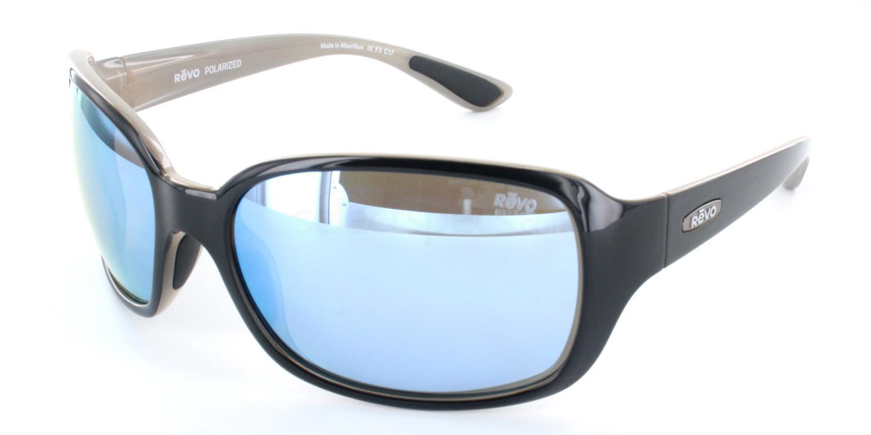 01BL Fairway - RE1042 Sunglasses, Revo