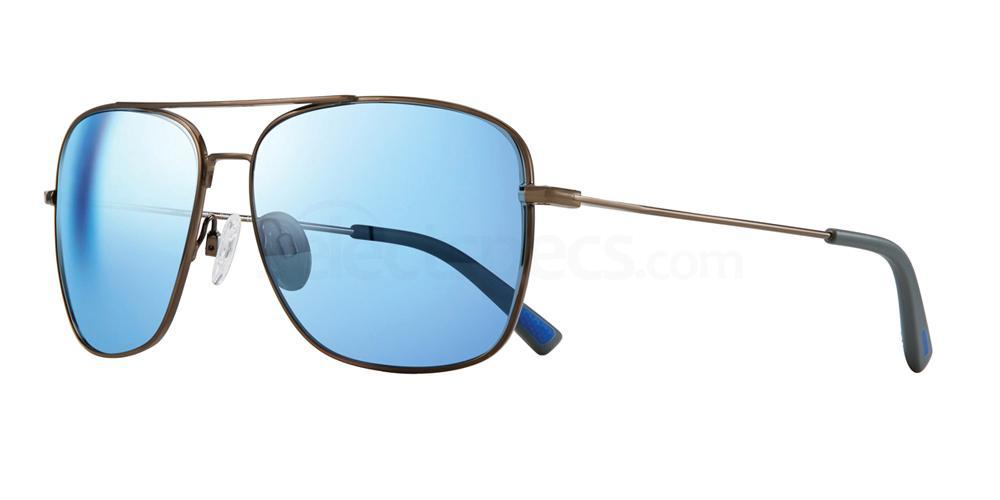 00BL HARBOR - RE1082 Sunglasses, Revo