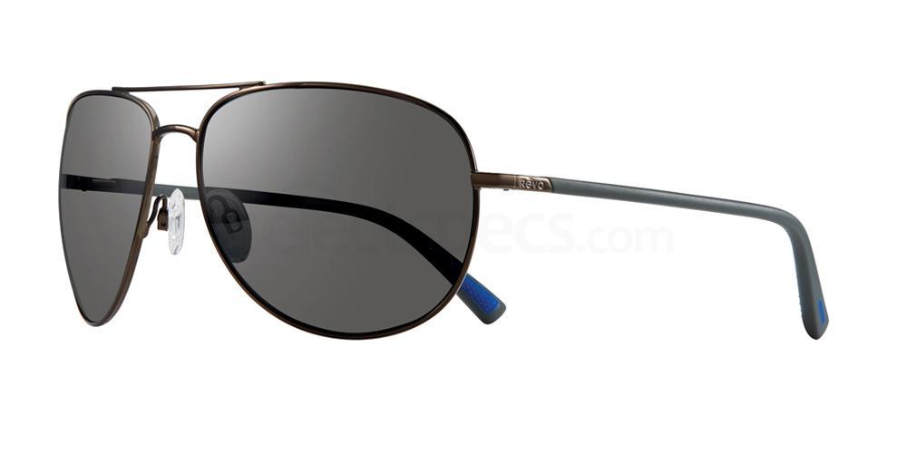 00GY TARQUIN - RE1083 Sunglasses, Revo