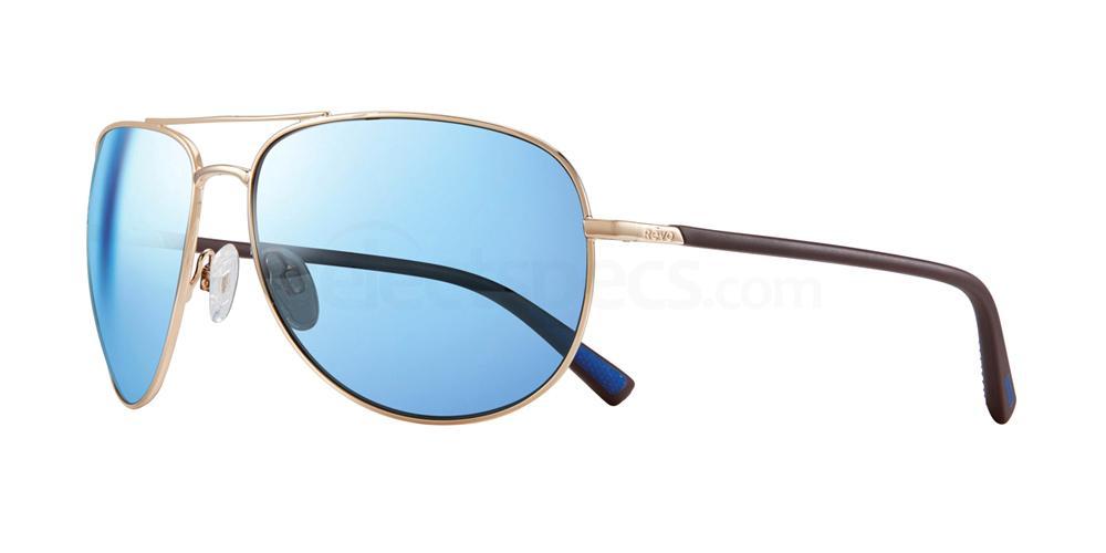04BL TARQUIN - RE1083 Sunglasses, Revo