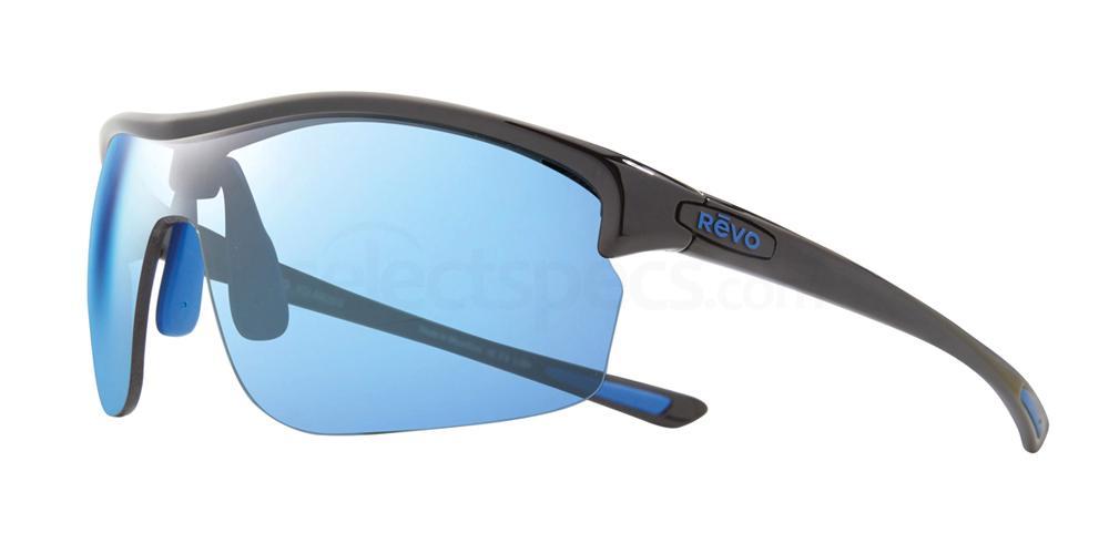 01BL EDGE - RE1074 Sunglasses, Revo