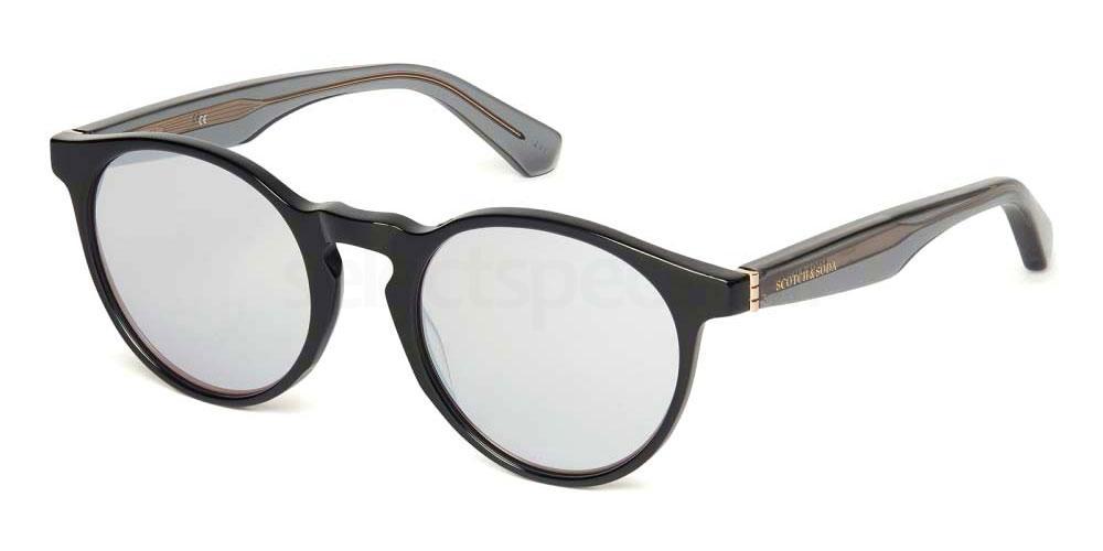 068 SS8004 Sunglasses, Scotch & Soda
