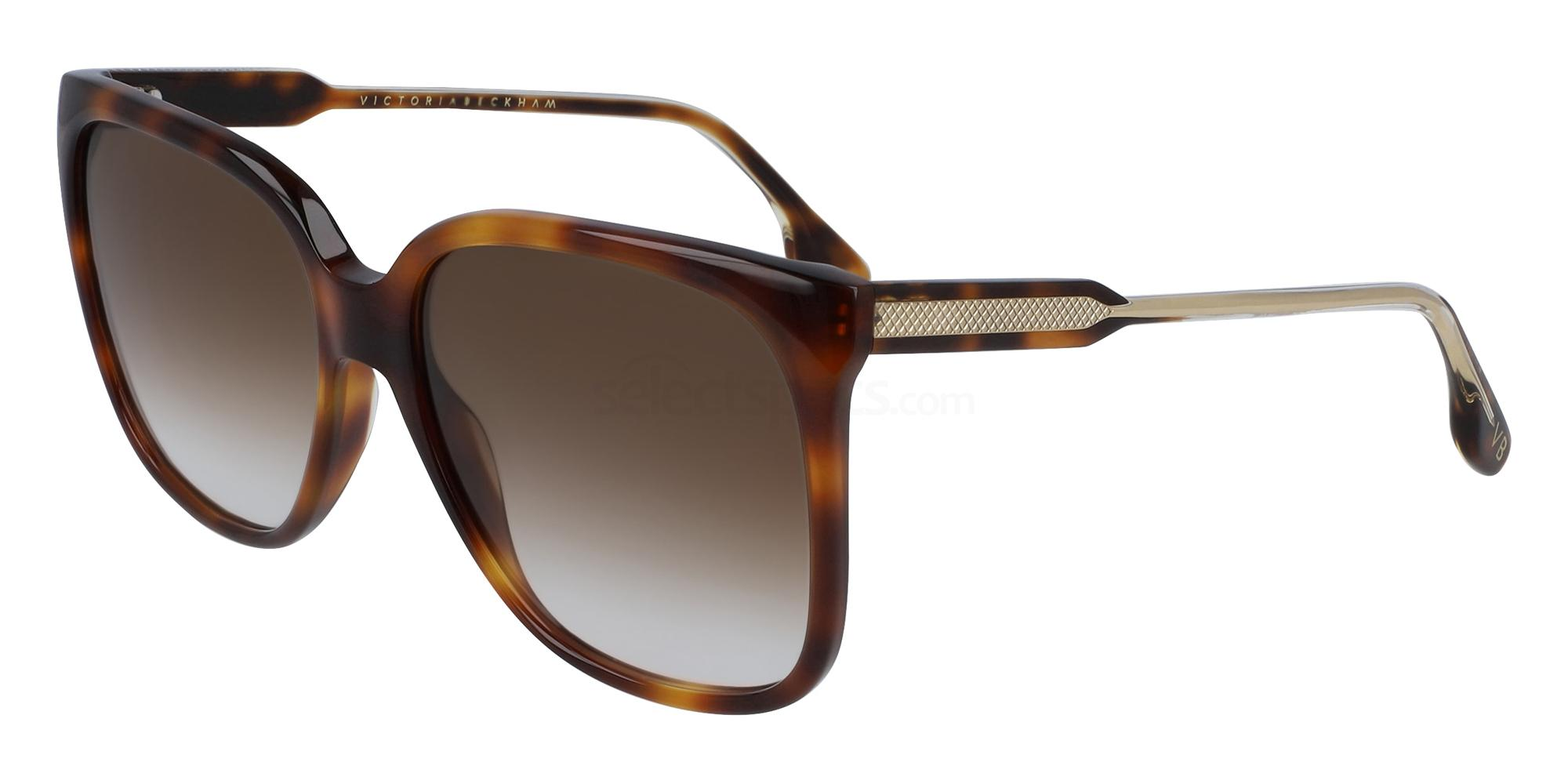 215 VB610S Sunglasses, Victoria Beckham