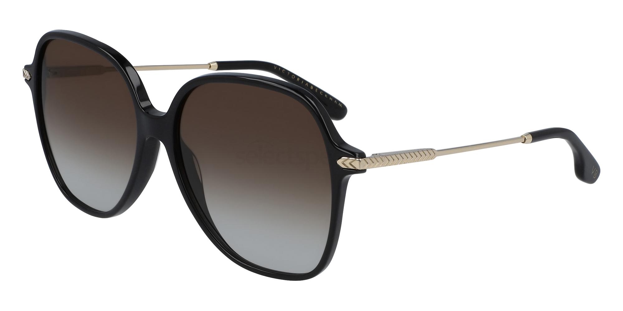 001 VB613S Sunglasses, Victoria Beckham