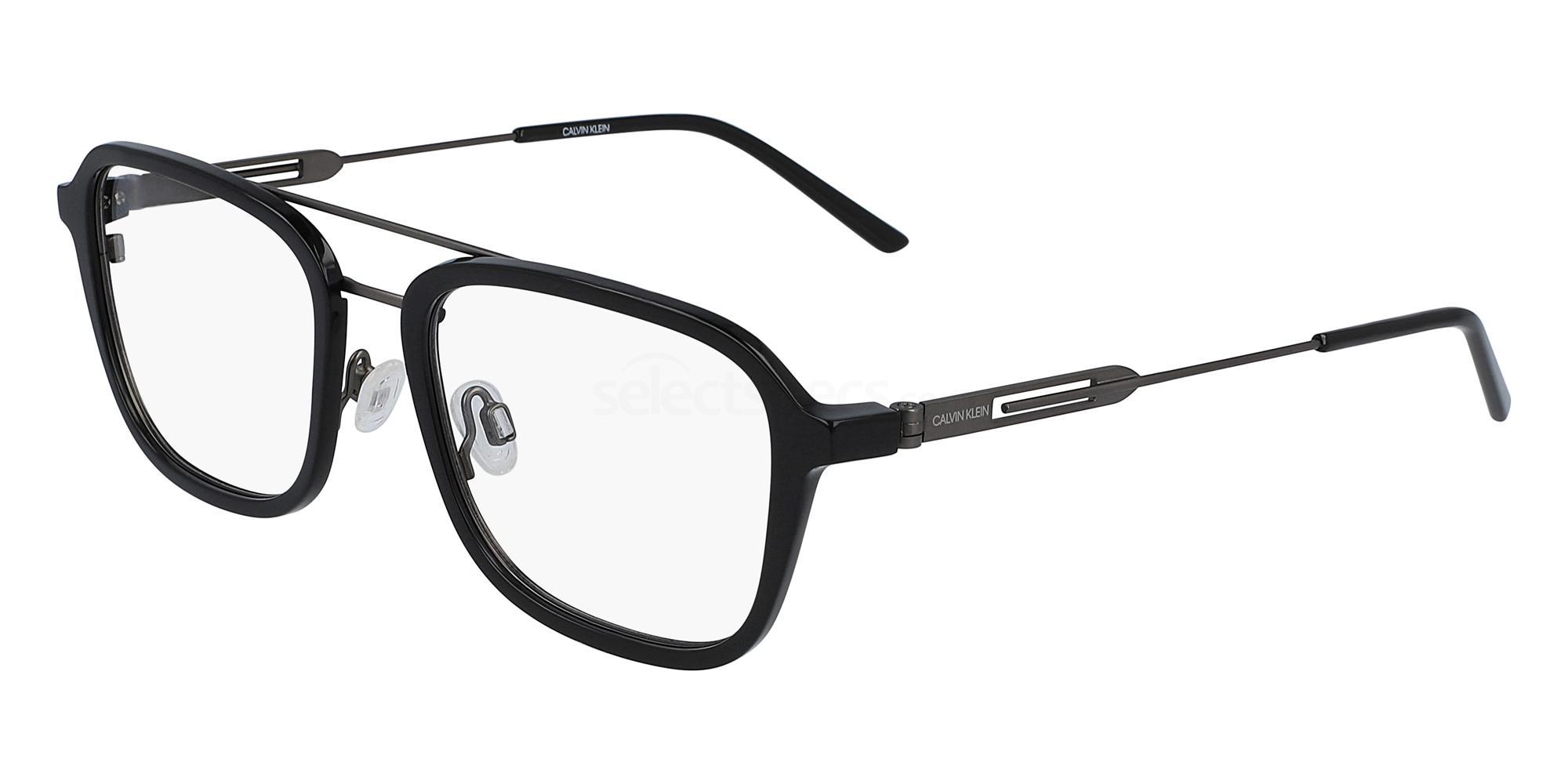 001 CK19719F Glasses, Calvin Klein