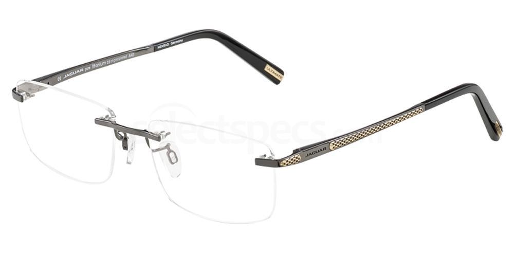 0008 35817 23 KT GP Glasses, JAGUAR Eyewear