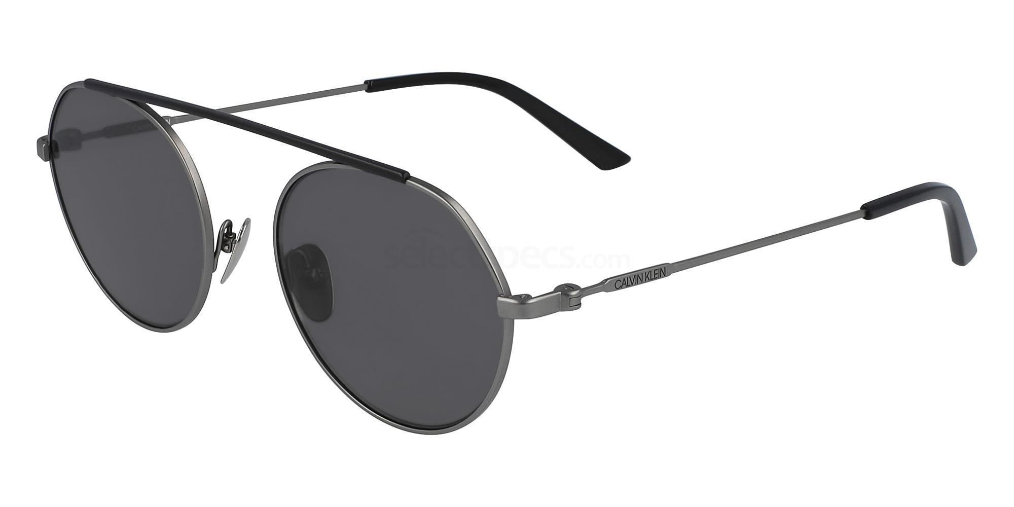 008 CK19149S Sunglasses, Calvin Klein