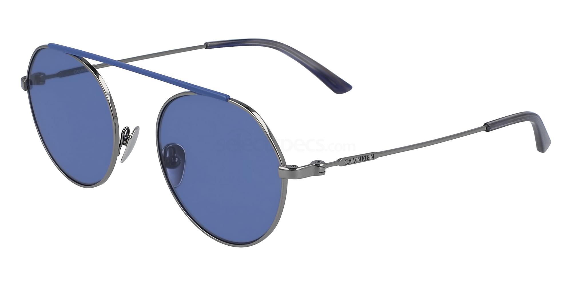 009 CK19149S Sunglasses, Calvin Klein