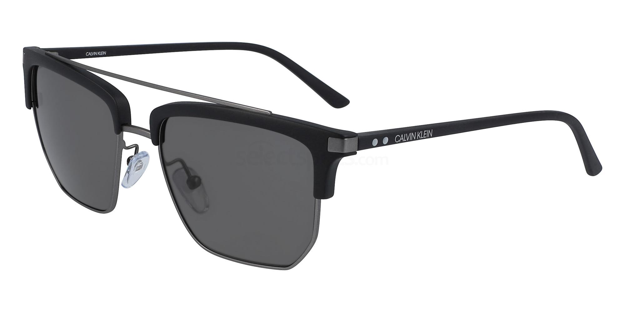 001 CK19301S Sunglasses, Calvin Klein
