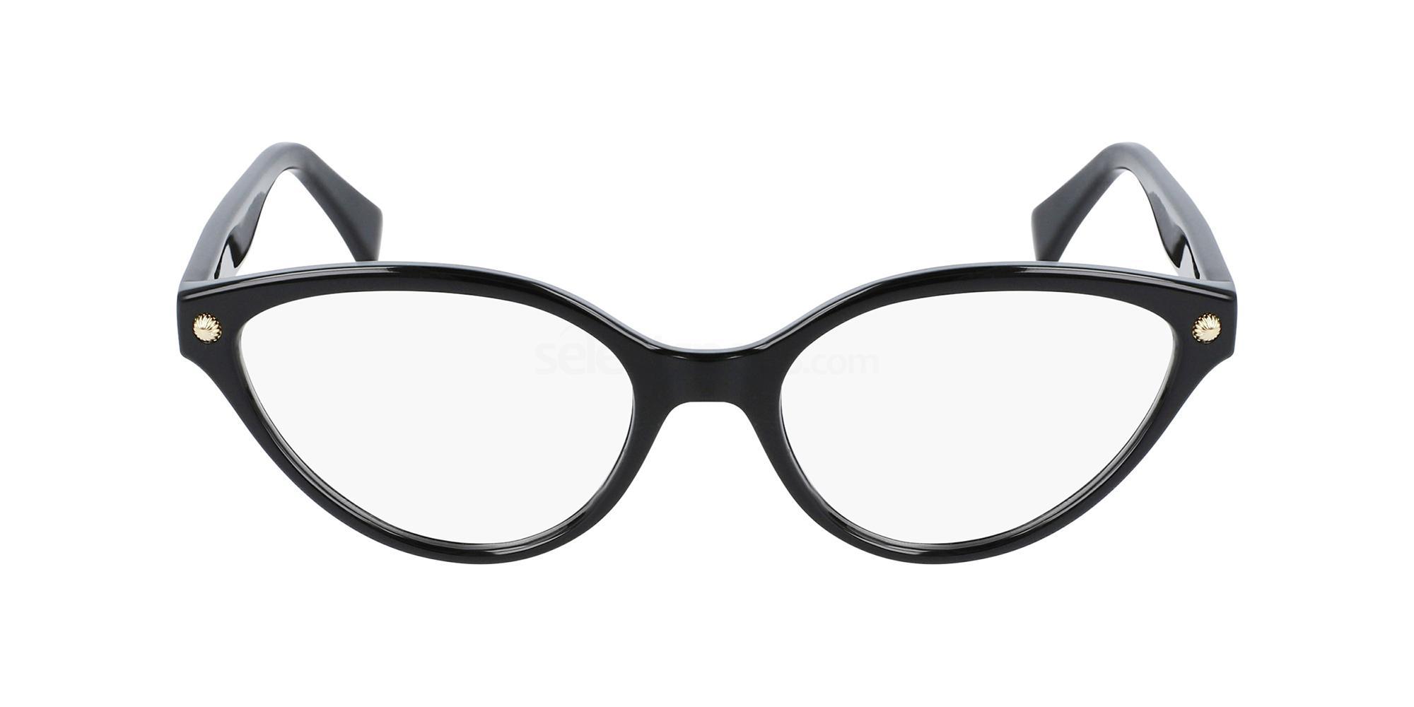 001 LNV2607 Glasses, Lanvin Paris