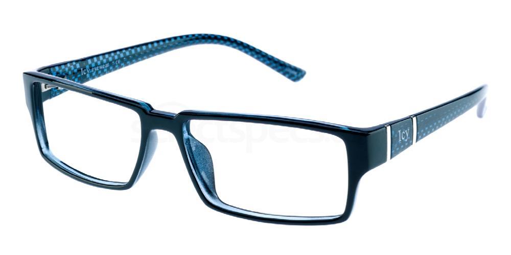 C1 Icy 198 Glasses, Icy Eyewear - Plastics