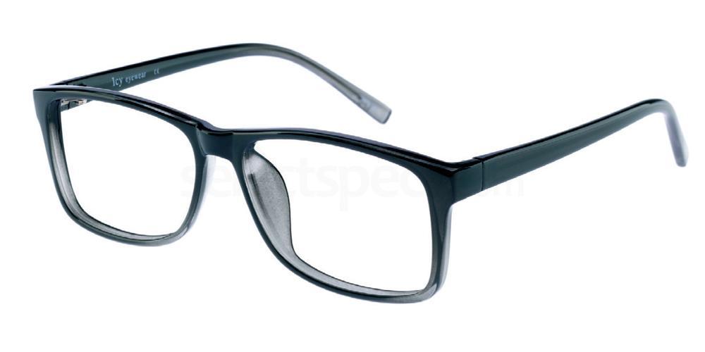 C1 Icy 195 Glasses, Icy Eyewear - Plastics