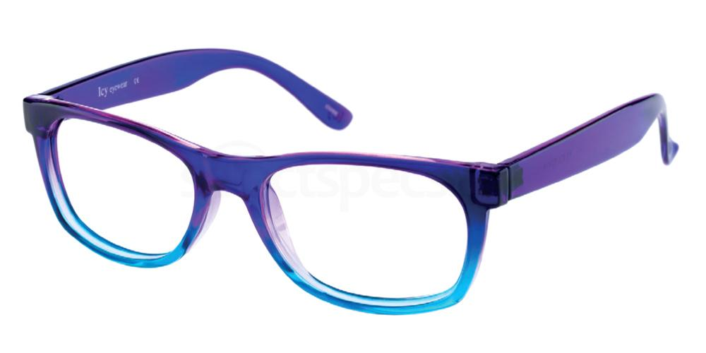 C1 Icy 185 Glasses, Icy Eyewear - Plastics