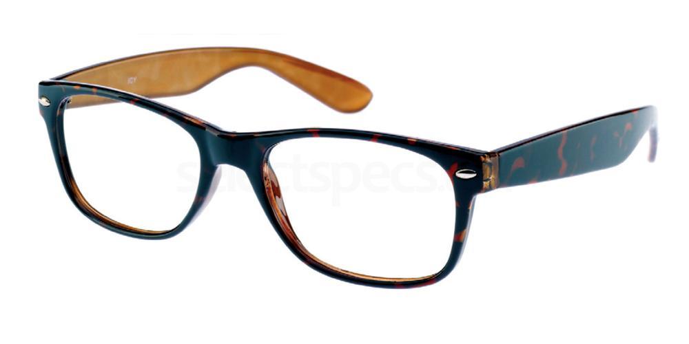 C1 Icy 179 Glasses, Icy Eyewear - Plastics