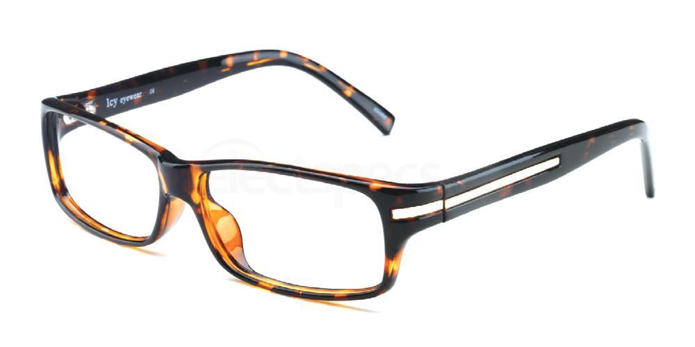 C1 Icy 161 Glasses, Icy Eyewear - Plastics