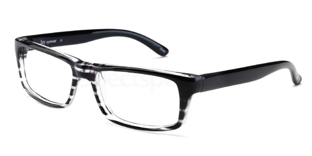C1 Icy 160 Glasses, Icy Eyewear - Plastics