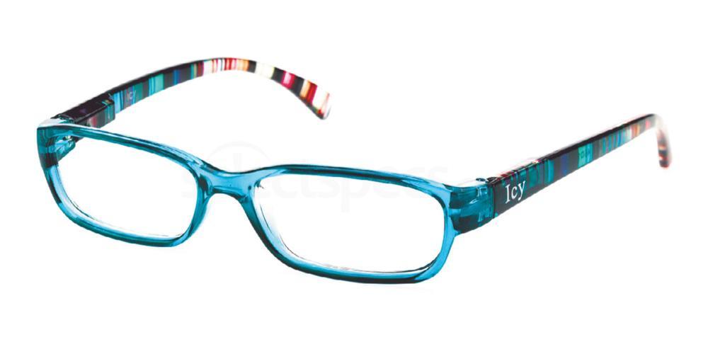 C1 Icy 79 Glasses, Icy Eyewear - Plastics