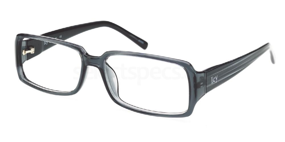 C1 Icy 57 Glasses, Icy Eyewear - Plastics