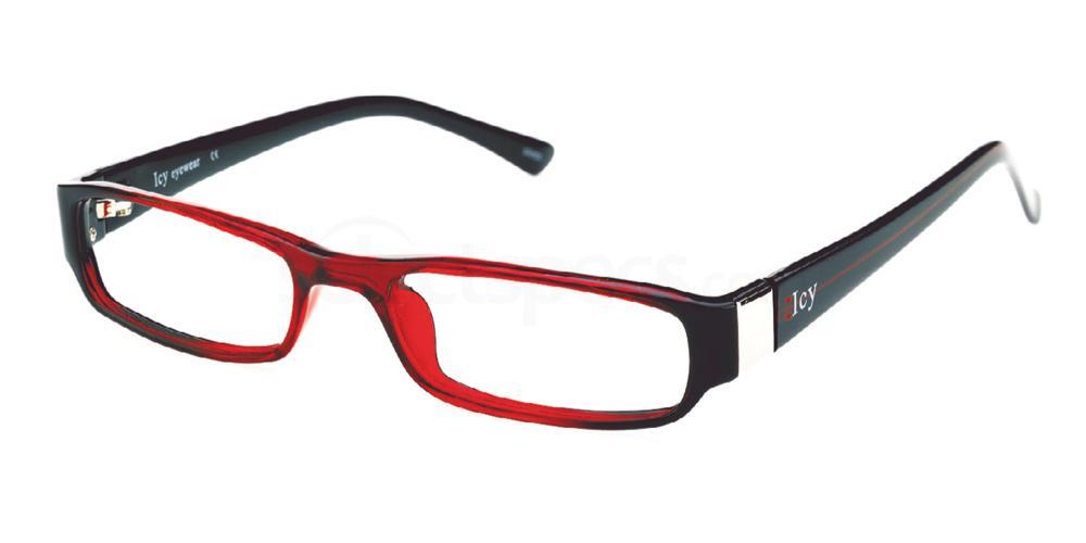 C1 Icy 21 Glasses, Icy Eyewear - Plastics