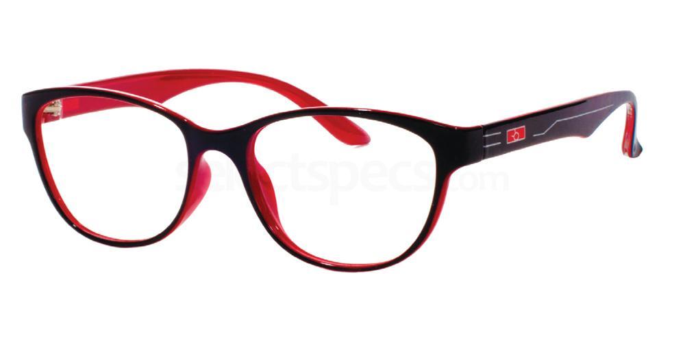 C2 Icy 257 Glasses, Icy Eyewear - Plastics