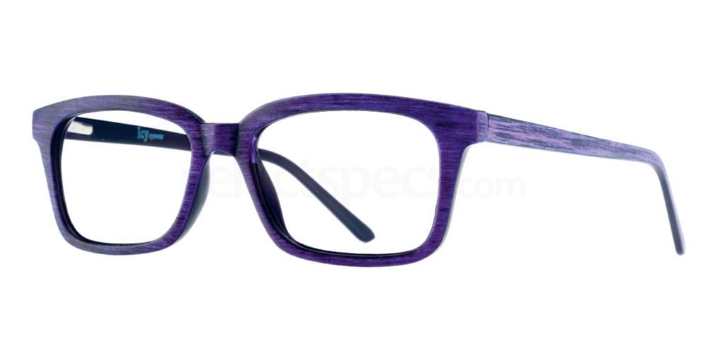 C1 Icy 283 Glasses, Icy Eyewear - Plastics