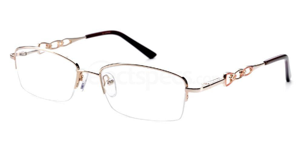 C1 Icy 658 Glasses, Icy Eyewear - Metals