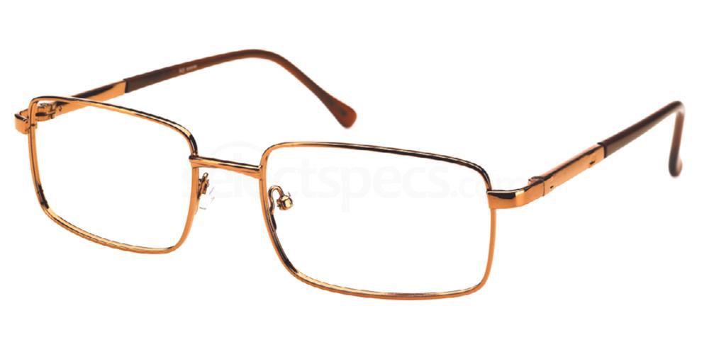 C1 Icy 627 Glasses, Icy Eyewear - Metals