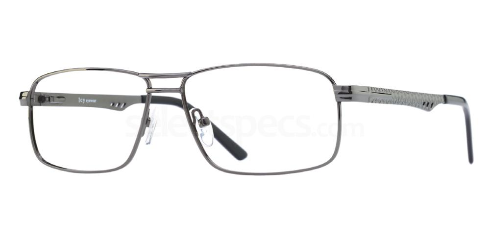 C1 Icy 753 Glasses, Icy Eyewear - Metals