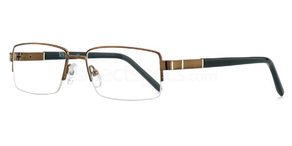 C1 Icy 787 Glasses, Icy Eyewear - Metals