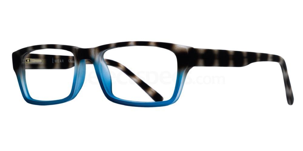 C1 i Wear 7040 Glasses, i Wear