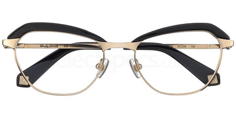 10059 ALMA Limited Edition Glasses, Hardy Amies SIGNATURE