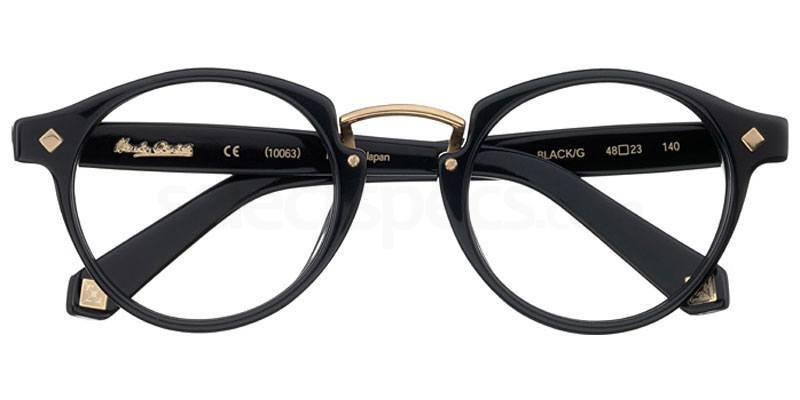 10063 WIDLEY Limited Edition Glasses, Hardy Amies SIGNATURE