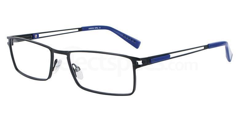 C01 ARMM055 Glasses, Arrow