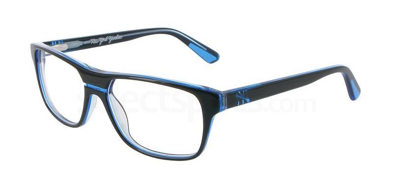 C07 NYAA019 Glasses, New York Yankees TEENS