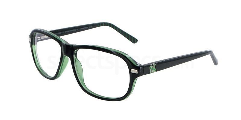 C01 NYII003 Glasses, New York Yankees TEENS