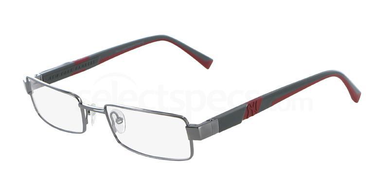 C02 NYMG005 Glasses, New York Yankees TEENS
